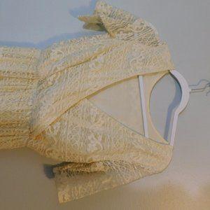 ASOS Dresses - ASOS cream Dress
